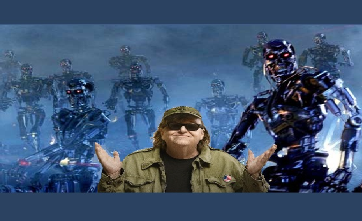 Michael Moore's secret reviews: the robots