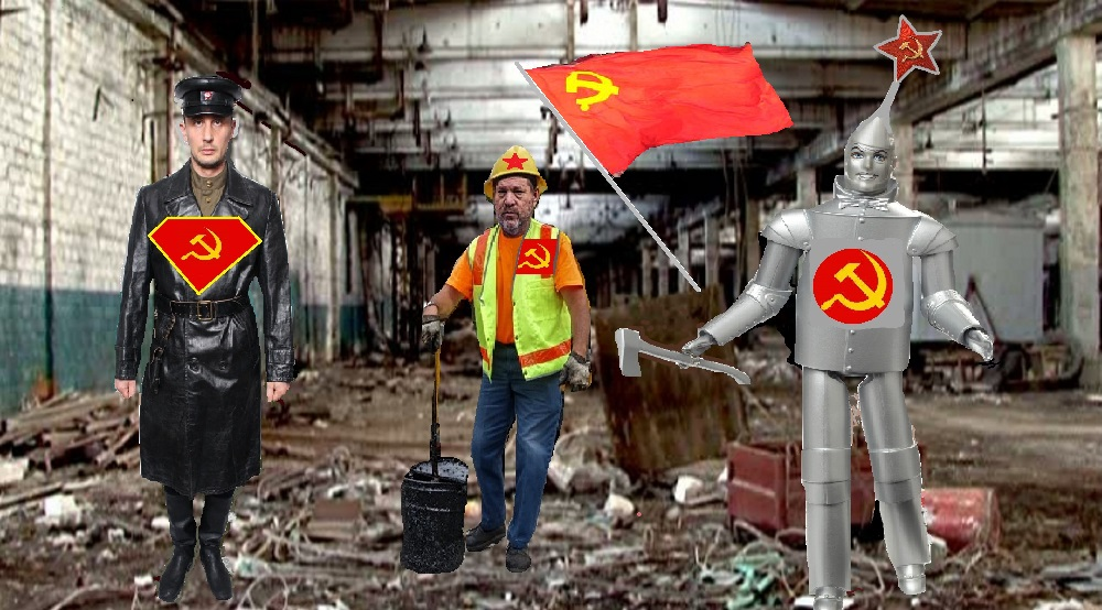 Top 3 Communist Superheroes